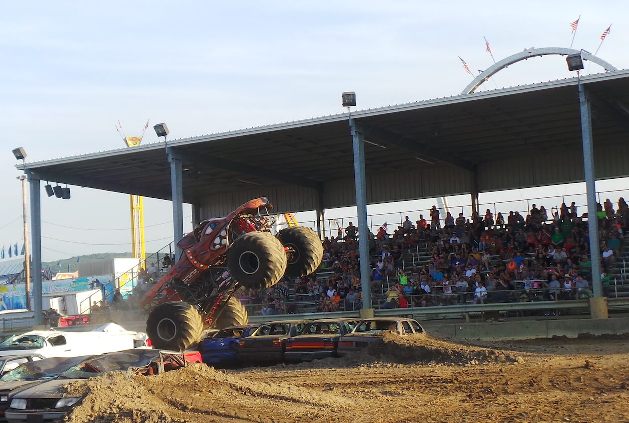 CHEVRON OUTDOOR ARENA - Fayette County Fair